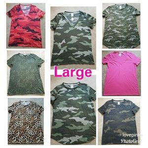 Vs pink tee new pick the one u wanted